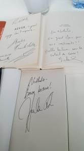 La foire du livre de Bruxelles : Rencontre avec Michel Bussi, Franck Thilliez et Harlan Coben !